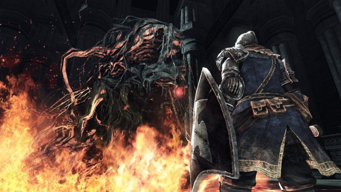 Dark Souls II Scholar of the First Sin on Next Gen
