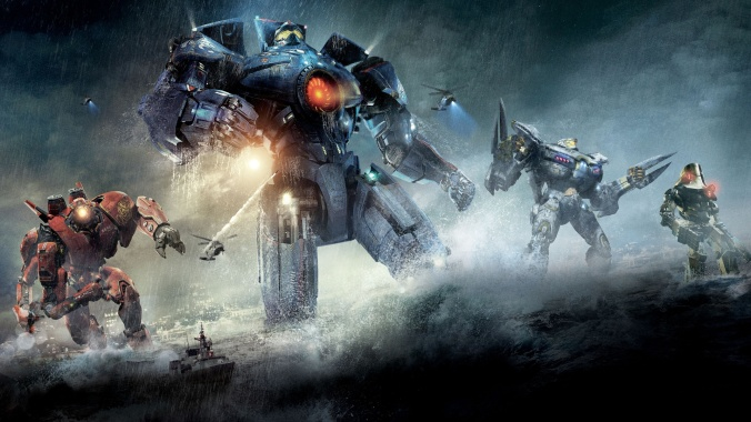 Final_Four_Jaegers_From_Pacific_Rim_Neon Evangelion