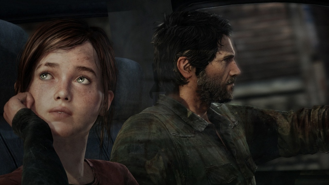 The Last of Us Left Behind PS4