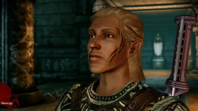 Zevran Dragon Age Origins on PS3