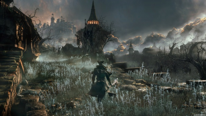 Bloodborne Screenshot PS4 Exclusive large