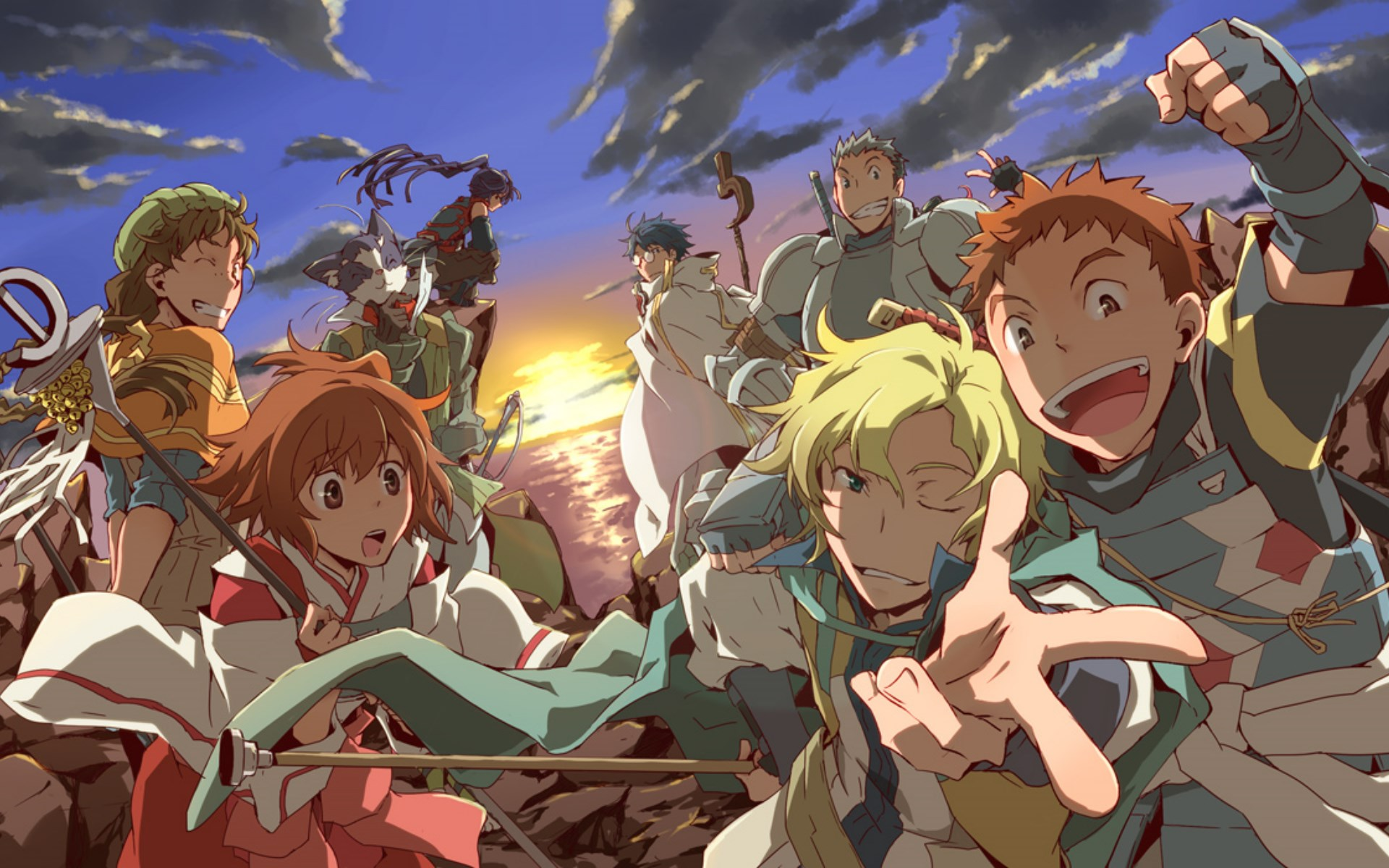 log horizon�s world building applied to the real world