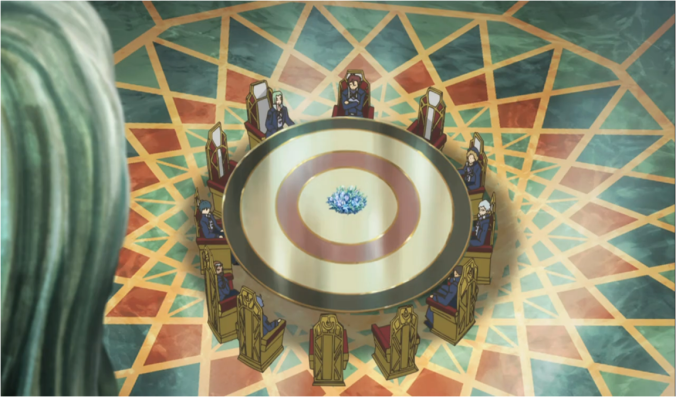 The Round Table Alliance in Akihabara Season 2 Ep 17