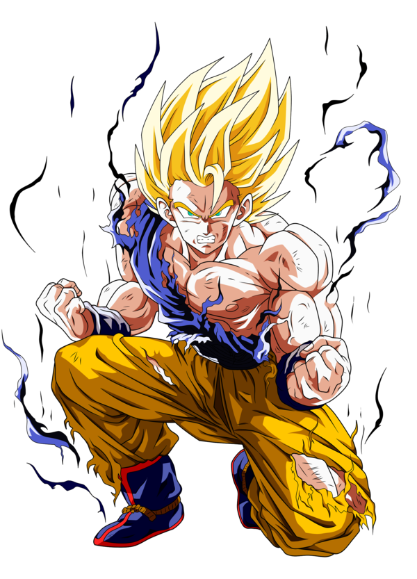 6 Tips For Turning Into A Super Saiyan | Above The Veil