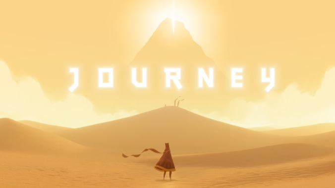 Journey Is a Work of Art and a Game
