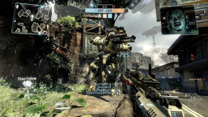 Titan fall Online Flop