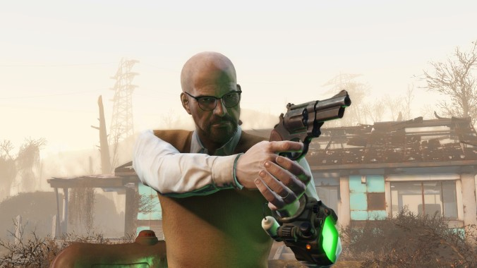 Breaking Bad Meets Fallout
