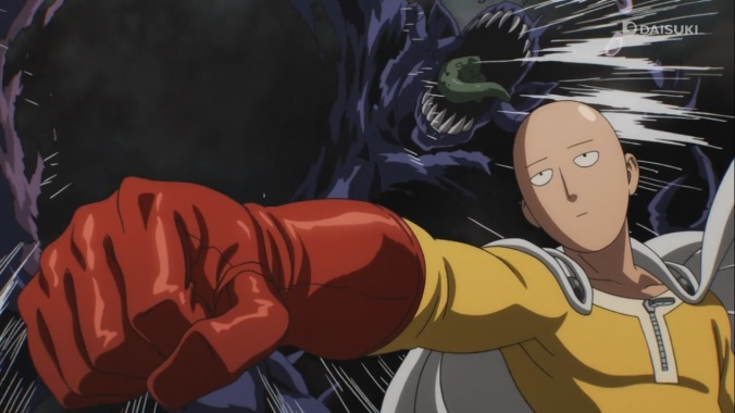 One Punch Monster