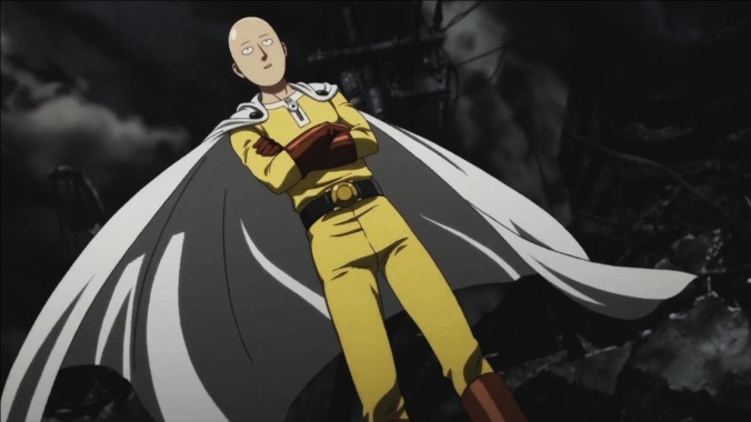 One Punch Man GOAT
