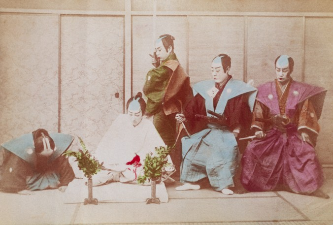 Japanese Ritual of Seppukk
